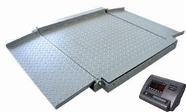 XK31901.5*2米超低臺面地磅秤
