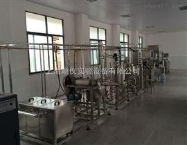 SY-20-100多功能果蔬饮料生产线专业供应