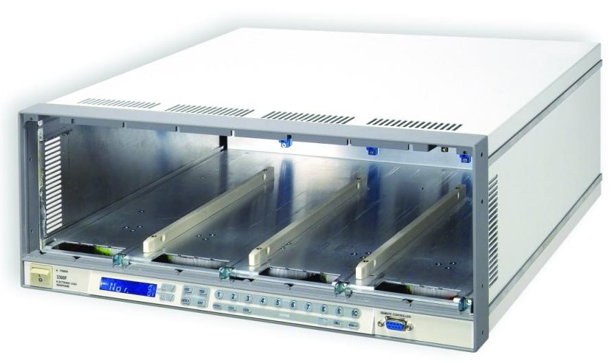 3300系列-博计直流电子负载机框选择