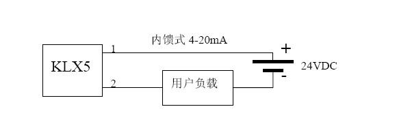 电路图:(二线电流型)