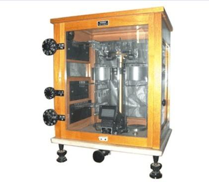 机械汽车衡器结构