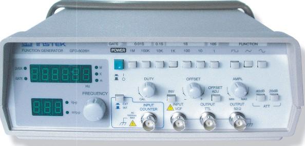 gfg8026h函数信号产生器