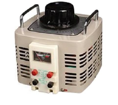 接触式自耦 调压器图片