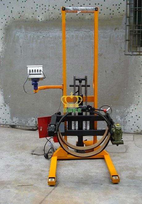 100kg电动油桶秤,防爆油桶搬运车