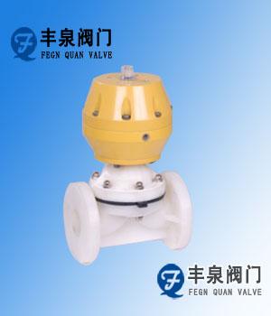 气动隔膜阀尺寸,气动隔膜阀规格,气动隔膜阀厂家