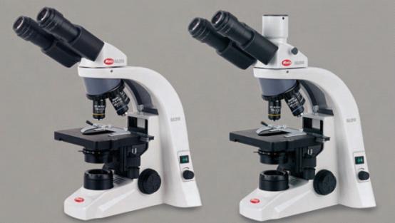 ba210数码生物显微镜采用了新的光学设计和机械结构