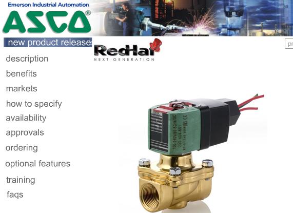 美国asco增强型电磁阀上海一级代理图片