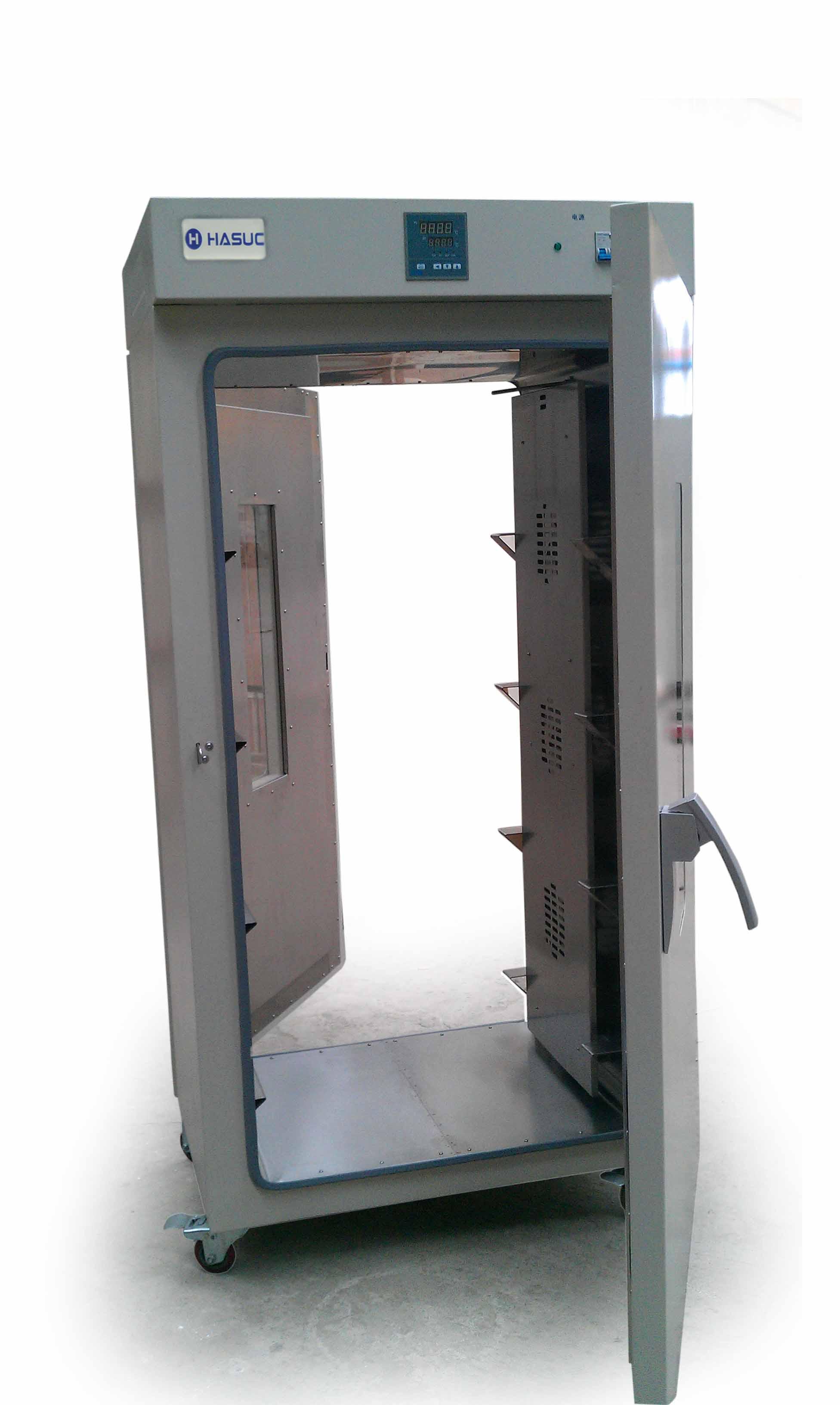 非标干燥箱 干燥箱设计 双开门干燥箱