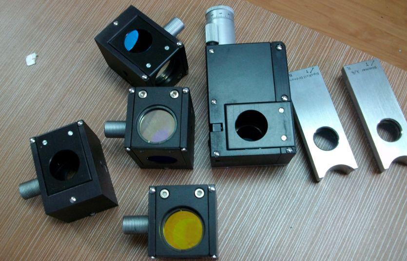 荧光显微镜滤色片