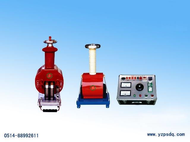 干式高压试验变压器控制台采用自耦调压器调节输出电压平稳图片