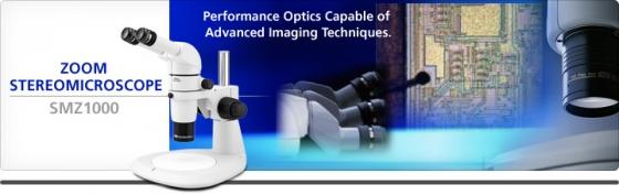尼康SMZ1000体视显微镜