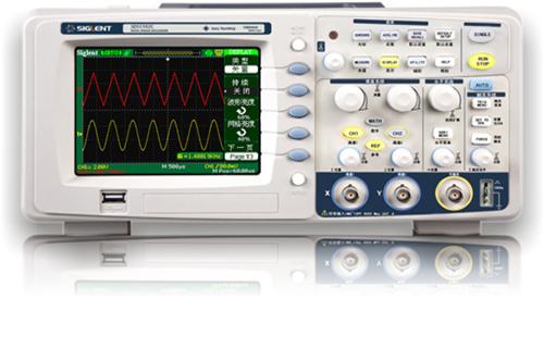 sds1042c数字存储示波器