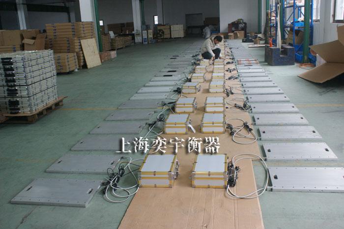 150吨汽车重量检测仪,无线液晶触摸屏超限检测仪
