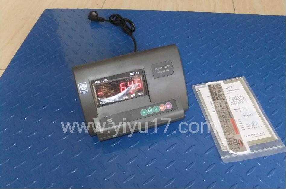 上海耀华电子地磅,上海耀华电子台秤,耀华电子秤