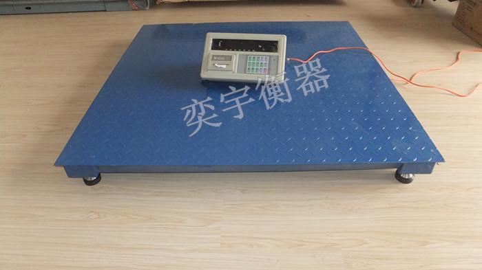 XK3190-A12电子地磅,上海耀华电子地磅秤,带打印电子地磅厂家