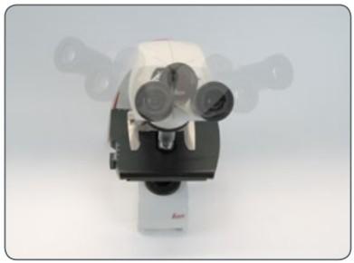 徕卡生物显微镜dm500拆箱安装步骤