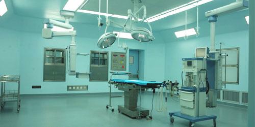 层流手术室,层流手术室净化