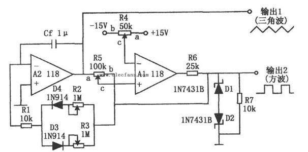 06  大电流发生器电路图: 大电流发生器主要技术参数