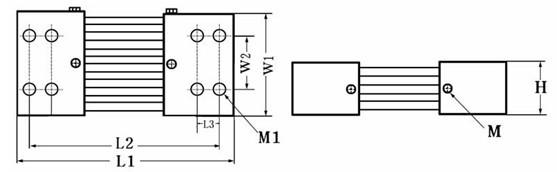 75mv分流器采样电路