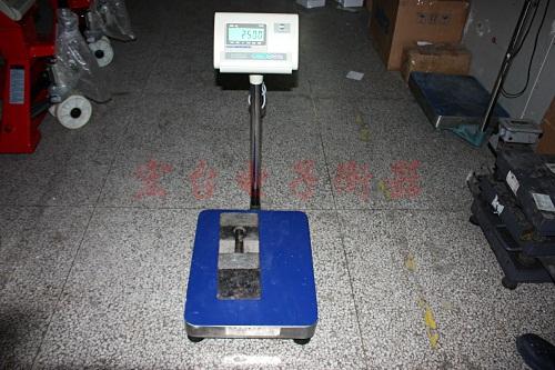 电子台秤显示器里面的主板图解