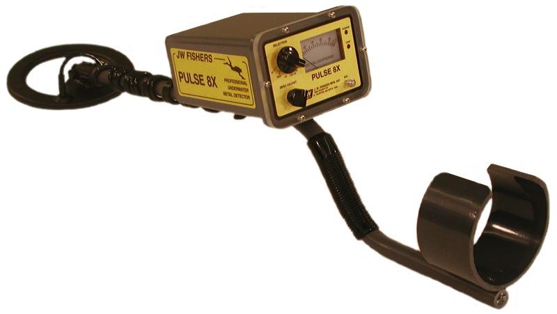 pulse 8x&pulse 6x-水陆两用手持金属探测器