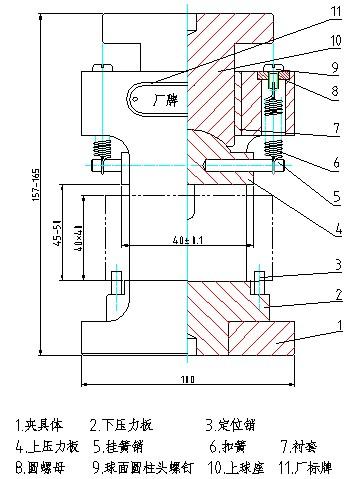 水泥仓内部结构图