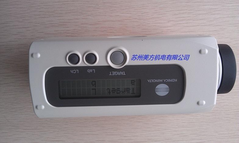CR CR 10美能达电脑色差计 美能达CR 苏州美方机电有限...