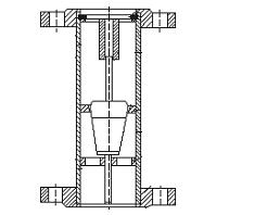 金属管转子原理图