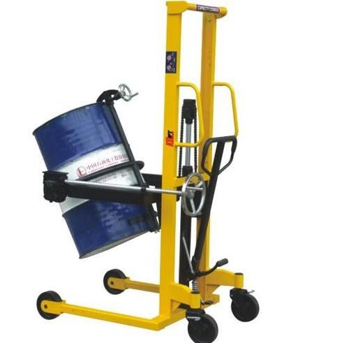 出售:抱式倒桶秤/手动油桶搬运车/半电动液压搬运车/全电动油桶倒料秤