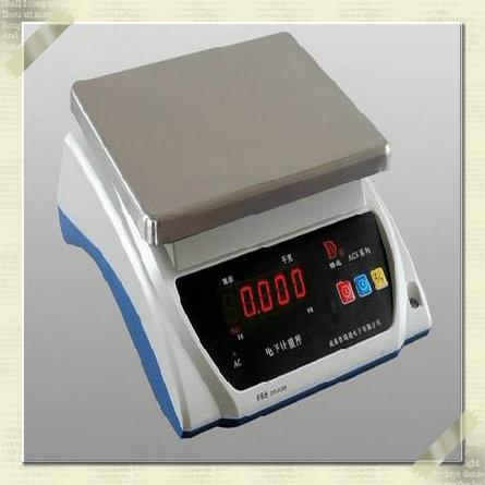 公斤电子秤怎么用图解
