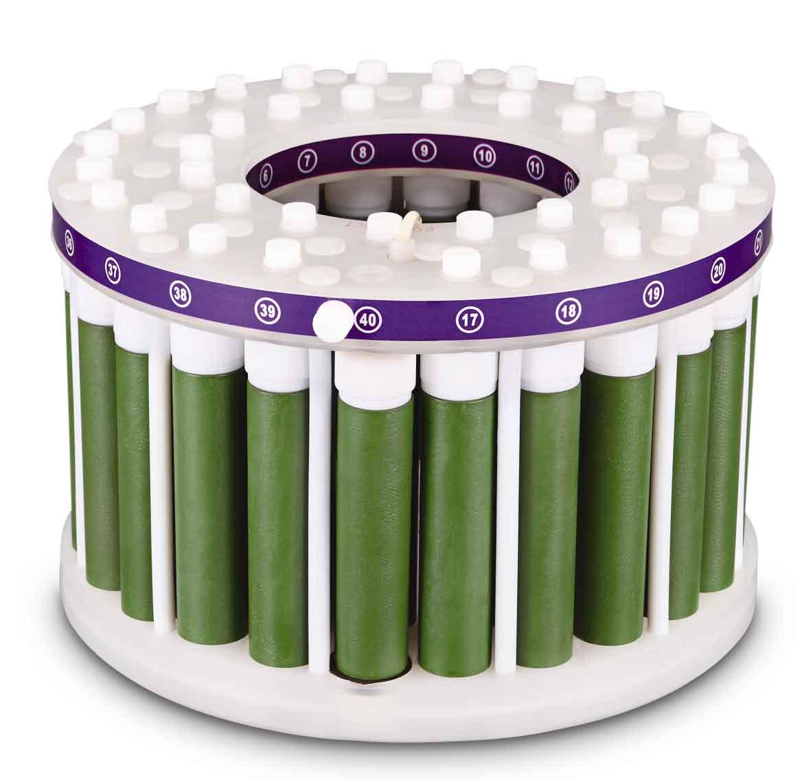 40罐消解罐转子