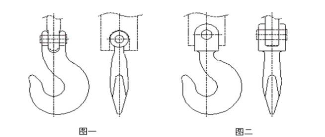 由于使用羊角钩在结构上最为简单,近几年来有超过环眼钩之势.