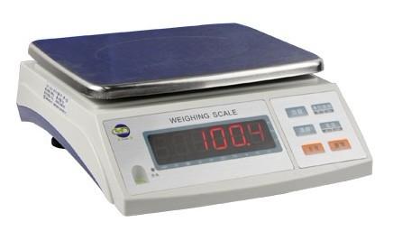桌上式电子秤
