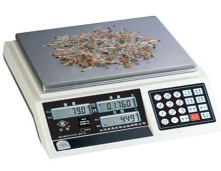 英展6公斤计数电子秤