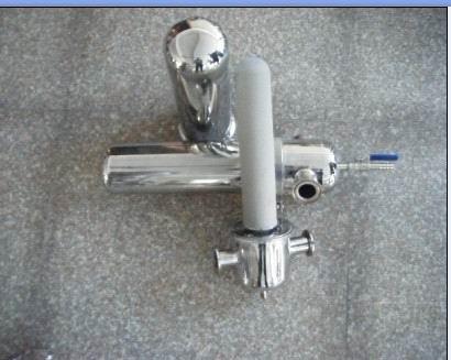 不锈钢管路过滤器