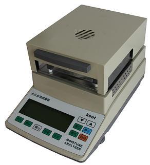 电池原料水分仪,极片水分仪