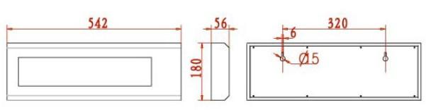 通讯接口:rs232方式/电流环