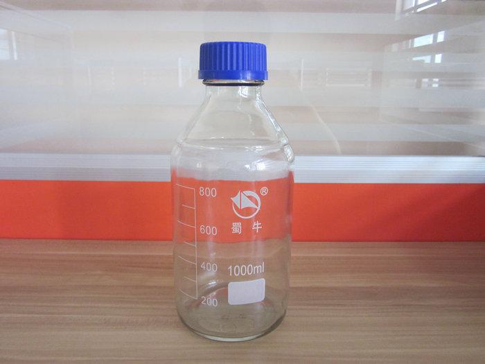 丝口试剂瓶,蓝盖试剂瓶,蜀牛试剂瓶