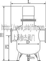全程水处理器结构图