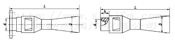 喷射混合器结构图