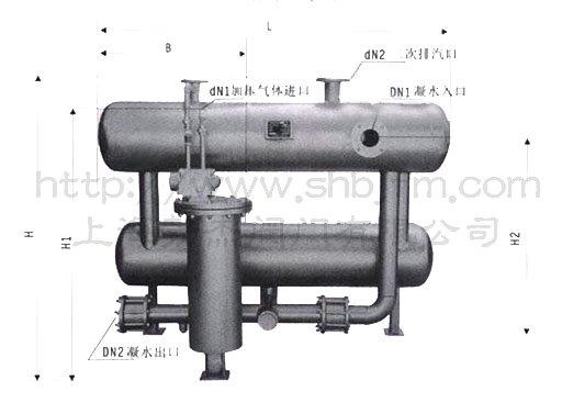 凝結水回收裝置結構圖