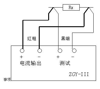 感性负载直流电阻测试仪zgy-iii