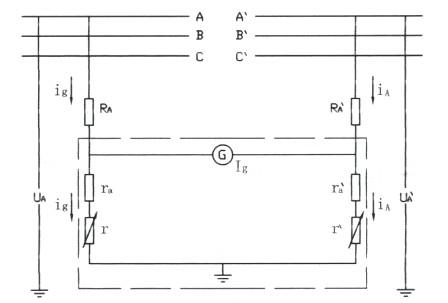 工频测量整形电路