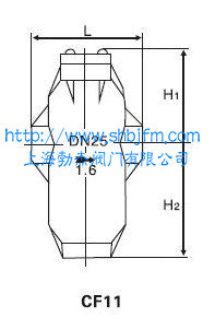 cf11汽水分离器结构图