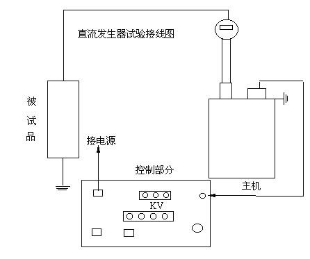 高频高压发生器电路图