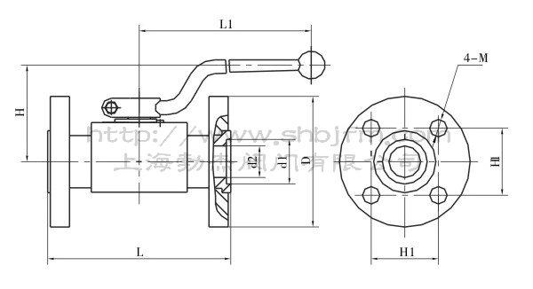 QJH高压球芯截止阀简介: QJH高压球芯截止阀结构紧凑、性能可靠、外观精美。采用锻钢阀体,密封环为自润滑工程塑料,耐高压、密封性好,手把搬动灵活舒适。球阀芯及阀体内外表面均作防腐处理,适用于各种油类及水基乳化液为介质的液压系统。有外螺纹、内螺纹、法兰式和板式连接;同时也提供本型不锈钢球阀。 QJH高压球芯截止阀型号说明:  1.