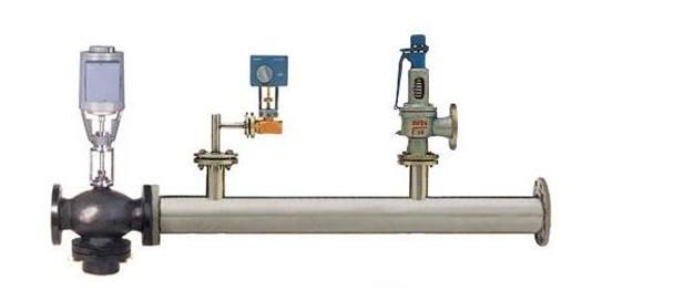 2,减压装置:蒸汽的减压(蒸汽减温减压装置)过程是由减压阀和节流孔板图片